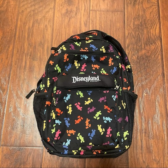 Mickey Mouse Disneyland Backpack